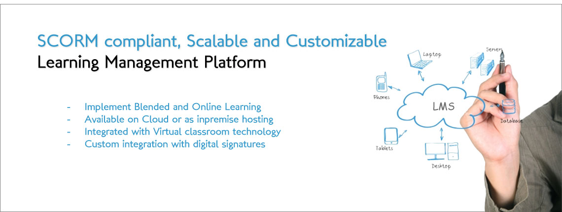 Learning Management Platform